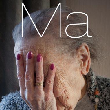 'Mensen met Alzheimer willen gewoon worden geknuffeld'  - Hugo Borst