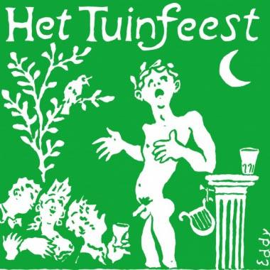 Harmens & Pfeijffer op poëziefestival Het Tuinfeest - 6 augustus in Deventer