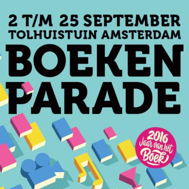 Lebowski Loves de Amsterdamse Boekenparade 2016!  - Erik Jan Harmens