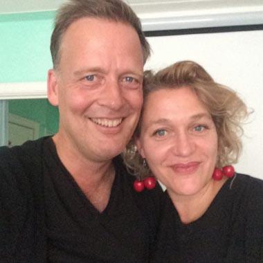 Erik Jan Harmens in gesprek met Stella Bergsma  - Erik Jan Harmens