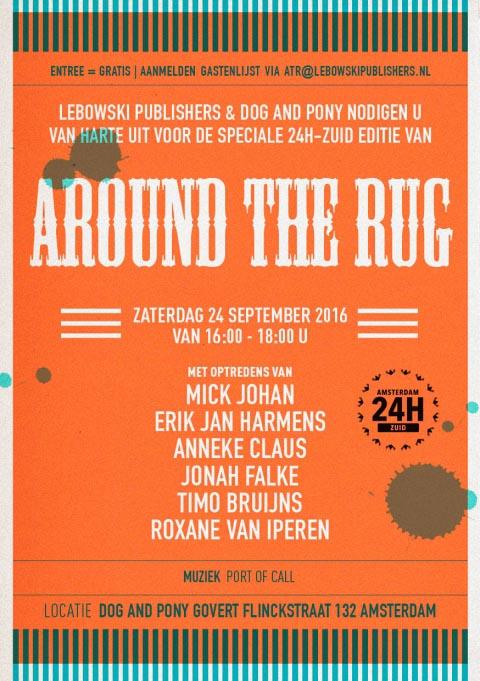 AROUND THE RUG 24-Zuid Editie