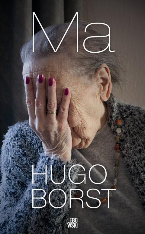 Hugo Borst wint Hebban Awards 2016 met MA - Hugo Borst