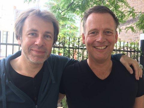Erik Jan Harmens in gesprek met Ingmar Heytze - Erik Jan Harmens