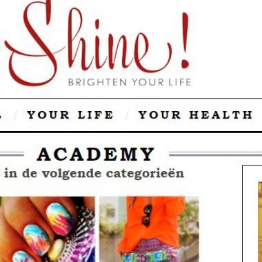 Lezing Shine Festival Amstelveen