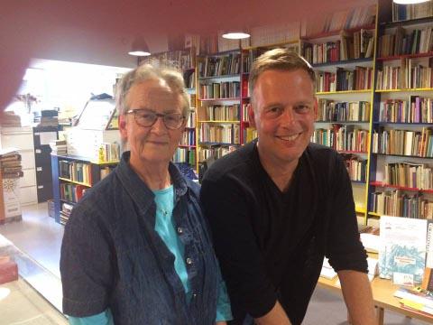 Erik Jan Harmens in gesprek met Marijke Hanegraaf - Erik Jan Harmens