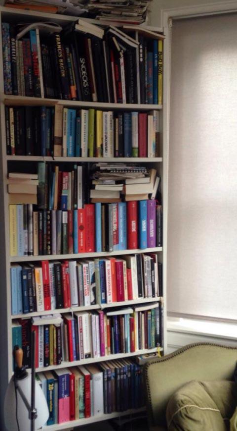 De boekenkast van... Jonah Falke - Jonah Falke