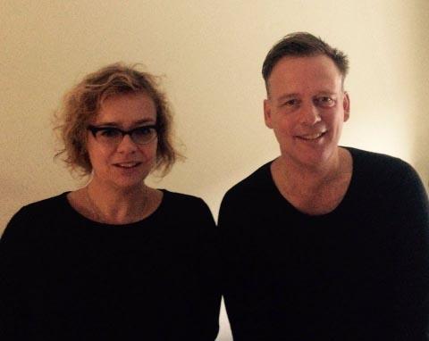 Erik Jan Harmens in gesprek met Vrouwkje Tuinman - Erik Jan Harmens