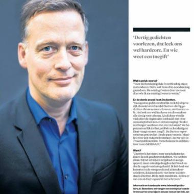'Dit is mijn maximum'  - Erik Jan Harmens