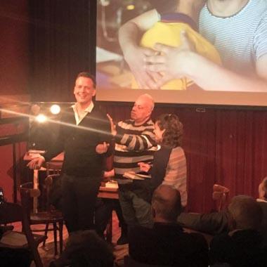Drie decemberavonden met Erik Jan: een recap  - Erik Jan Harmens