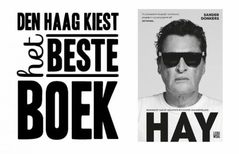 HAY genomineerd voor Beste Boek van Den Haag
