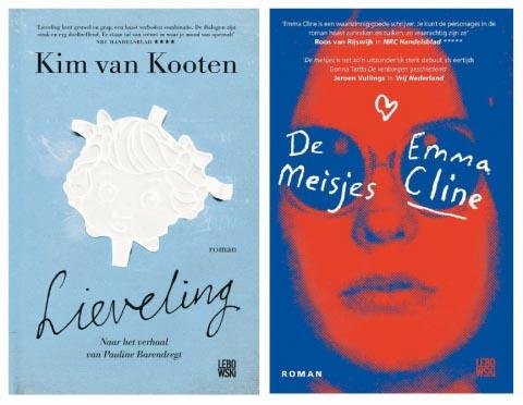 Lieveling en De meisjes genomineerd voor Chicklit Boek van het Jaar