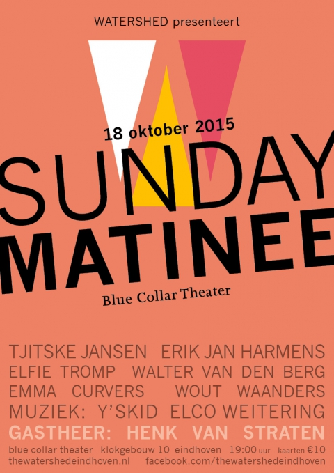 Sunday Matinee - Erik Jan Harmens