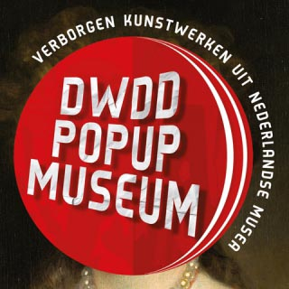 Opening DWDD Pop-Up Museum 2016