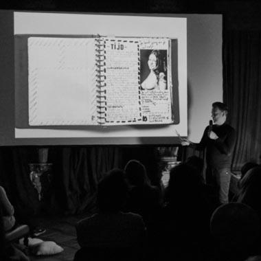 Marieke Poelmann doet verslag van Lost & Found  - Erik Jan Harmens