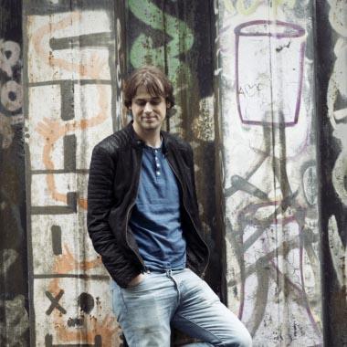 Jonathan Griffioen genomineerd voor C. Buddingh' Prijs 2016