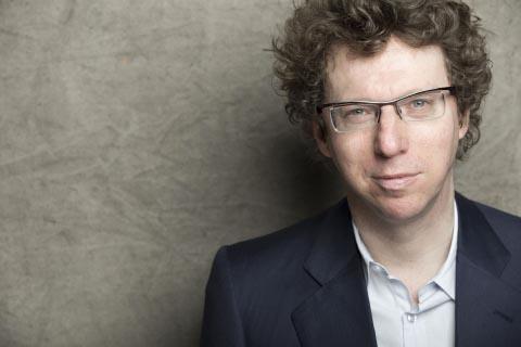 Arnon Grunberg te gast bij VPRO Boeken