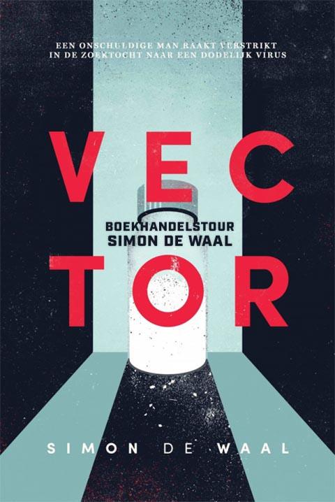 Boekhandelstour Simon de Waal
