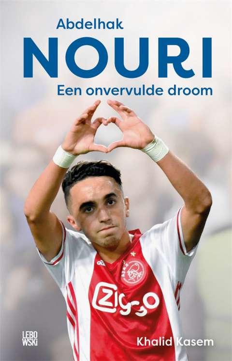 Khalid Kasem publiceert boek 'Abdelhak Nouri: een onvervulde droom', met medewerking van de familie Nouri