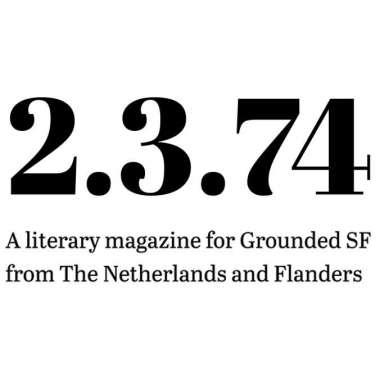 Lebowski Publishers lanceert Engelstalig online magazine 2.3.74, met 'Grounded SF-verhalen' van Nederlandse en Vlaamse auteurs