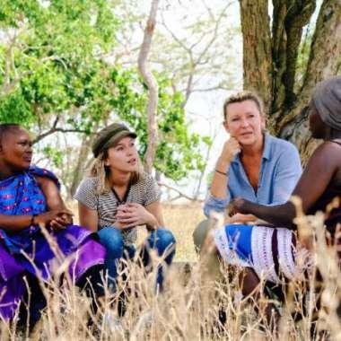 #NoMorePain: Saskia Noort in actie tegen meisjesbesnijdenis