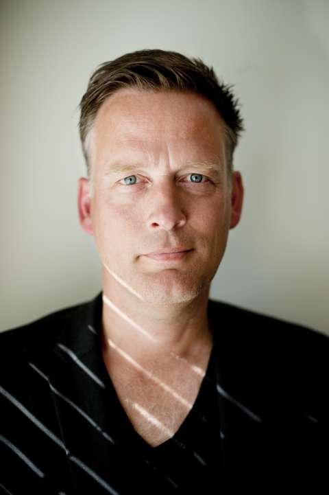 Nooit Meer Slapen met Erik Jan Harmens - Erik Jan Harmens