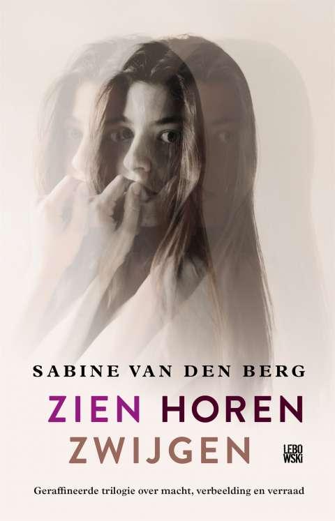 Sabine van den Berg genomineerd voor Beste Groninger Boek 2018