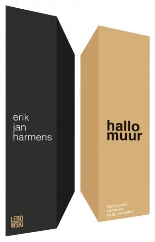 Hallo muur Boek van de maand bij DWDD - Erik Jan Harmens