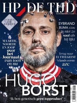 Hugo Borst in HP/DeTijd - Ik ben genetisch geen topproduct - Hugo Borst