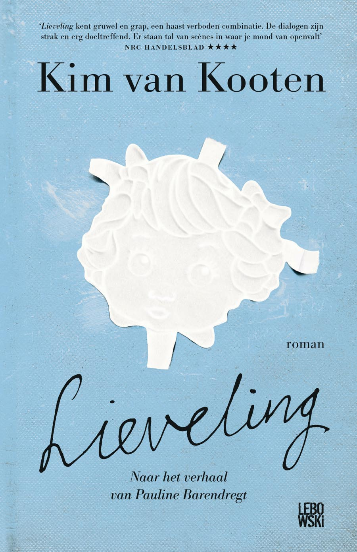 Lieveling wint tweede prijs Mooiste Boekomslag 2015