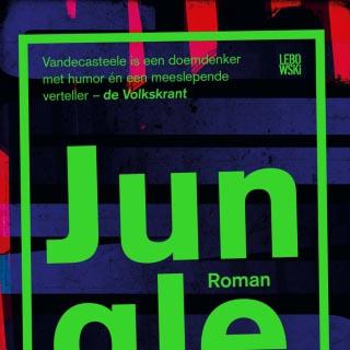 Joost Vandecasteele vertelt over nieuwe roman in Vlaamse boekhandel Theoria - 3 maart