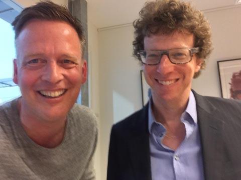 Erik Jan Harmens in gesprek met Arnon Grunberg - Erik Jan Harmens