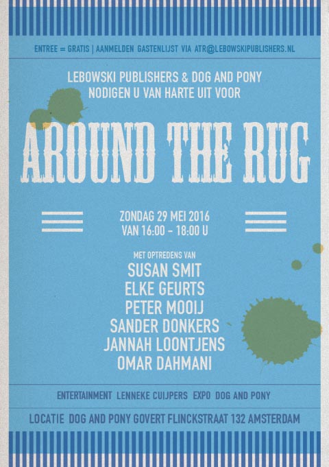 Around the Rug #6