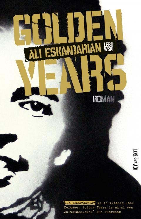 Lancering Golden Years van ALi Eskandarian tijdens Crossing Border op 14 november