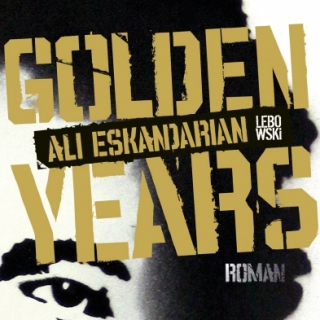 Lancering Golden Years van ALi Eskandarian tijdens Crossing Border op 14 november