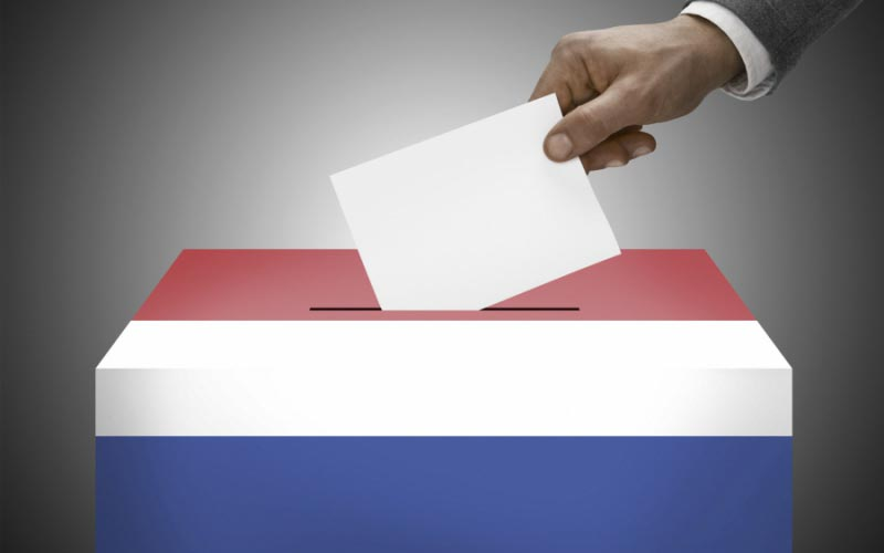 Dutch gave 'old parties,' not Ukraine, the middle finger
