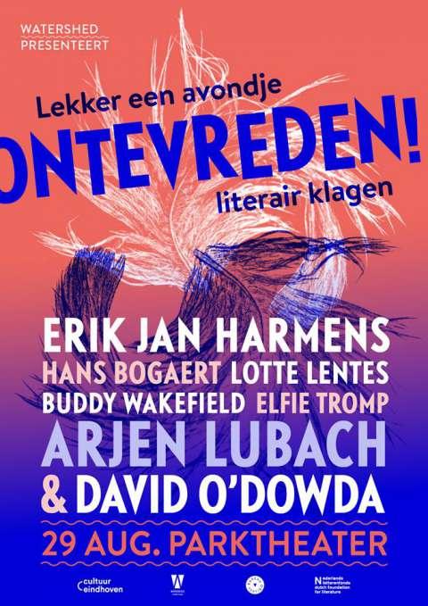 Erik Jan Harmens klaagt bij Ben ontevreden!