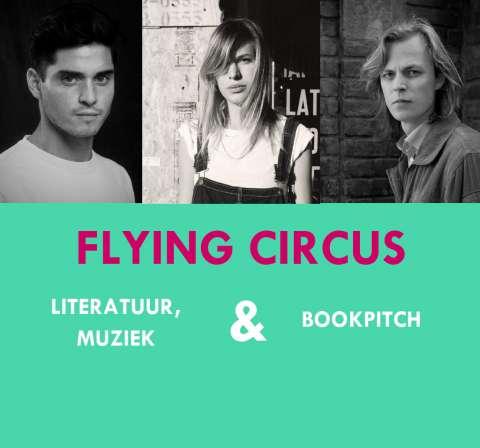 Flying Circus editie 1: zondag 5 maart in Noordwijk - Jonah Falke