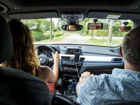 Jonah Falke loopt stage (3): 'kunstmatige intelligentie' achter het stuur