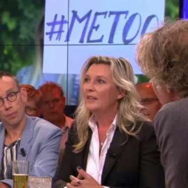 Saskia Noort over seksuele intimidatie bij Pauw
