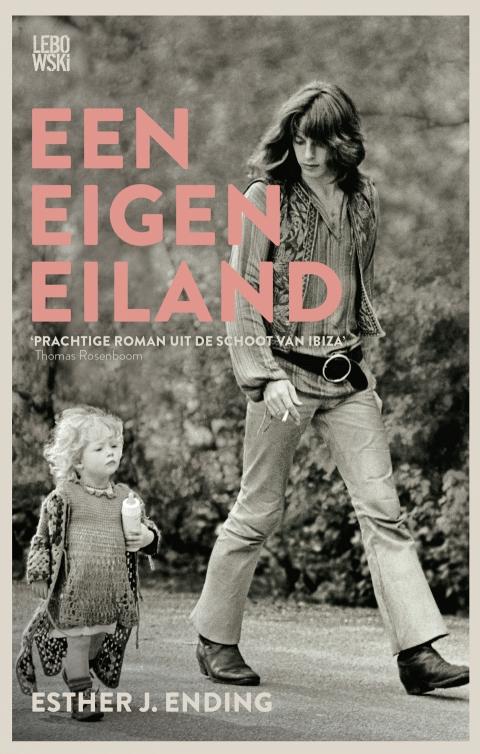Boekrecensie: Een eigen eiland op Literatuurplein - Erik Jan Harmens