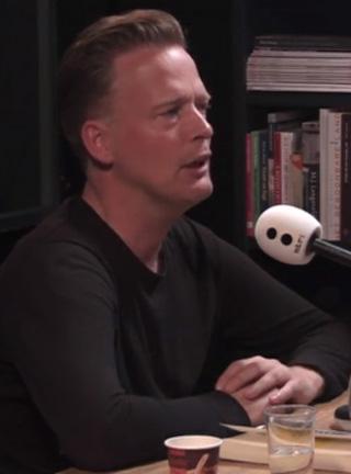 Erik Jan Harmens te gast bij 'Schrijvers en hun geboortegrond' van de NTR Academie (Radio 5) - Erik Jan Harmens