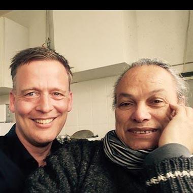 Erik Jan Harmens in gesprek met Alfred Birney  - Erik Jan Harmens