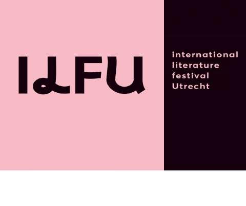 Anneke Claus, Erik Jan Harmens en Jonathan Griffioen op het International Literature Festival Utrecht (ILFU) - Erik Jan Harmens