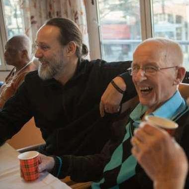 Adelheid Roosen en Hugo Borst maken televisieserie over dementie: In De Leeuwenhoek