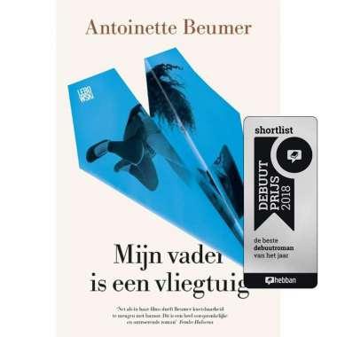 Antoinette Beumer te gast bij Linnaeus Live in de OBA