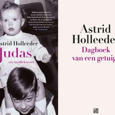 Astrid Holleeder opnieuw bestverkopende Nederlandse auteur