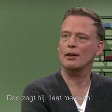 Autisme Dag 2017: 'Laat me even'  - Erik Jan Harmens