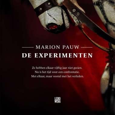 Marion Pauw vertelt het verhaal achter 'De experimenten'  - Marion Pauw