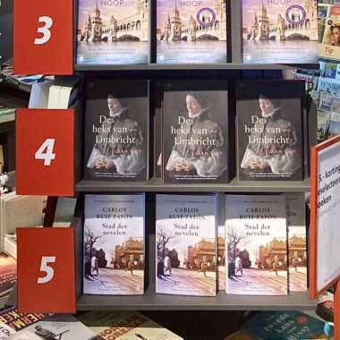 'De heks van Limbricht' bestseller