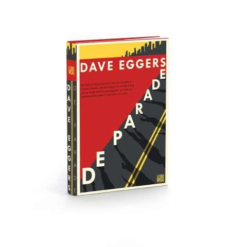 'De parade' van Dave Eggers bij de beste vier boeken van de maand volgens het DWDD Boekenpanel